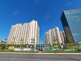 新城东方丽园实景图