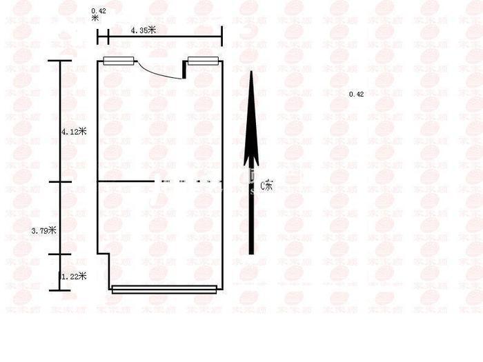 梅兴苑二期户型图