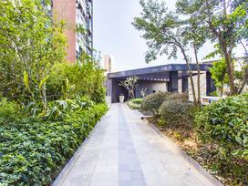 颐安都会中央花园II区实景图