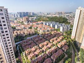 君华新城实景图