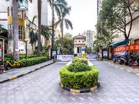 星晨广场缤城实景图