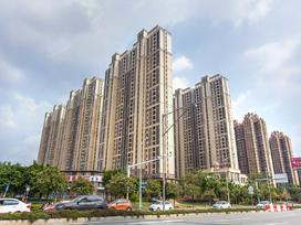 中海锦城花园实景图