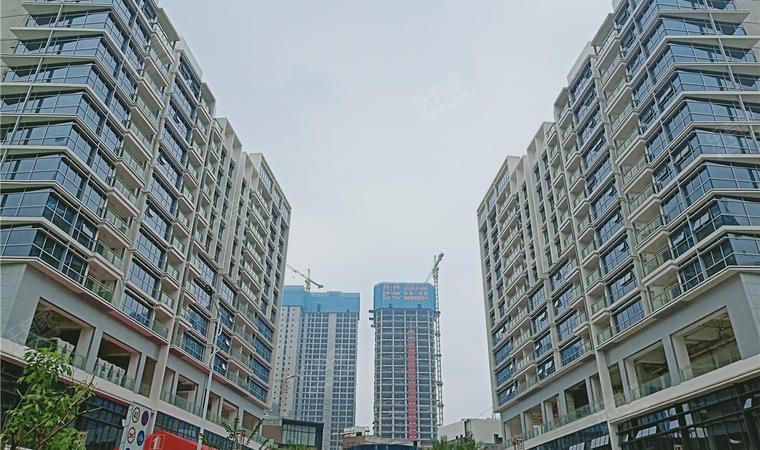 红山6979商业中心(一期)商务公寓实景图01
