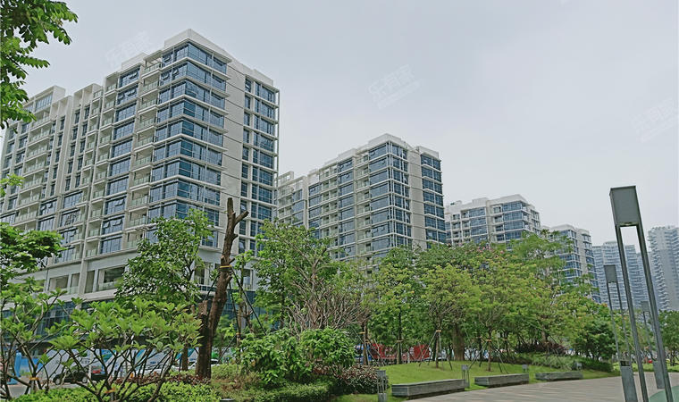 红山6979商业中心(一期)商务公寓实景图04