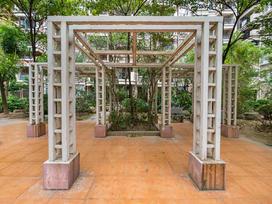 誉花园实景图