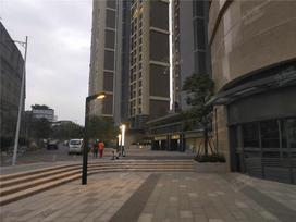 佳华领域广场(一期)实景图