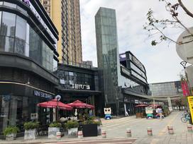 卓越商业广场实景图