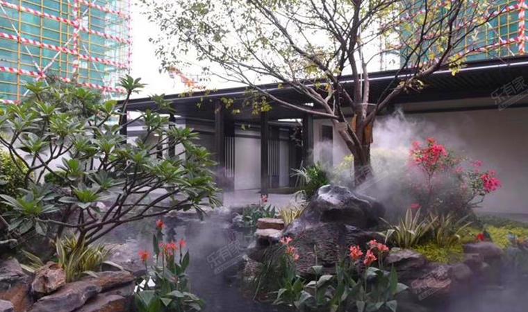 远洋江玥花园实景图1