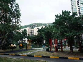 九洲花园实景图