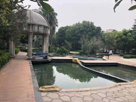 蔚蓝星湖一期实景图