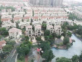 大朗碧桂园实景图