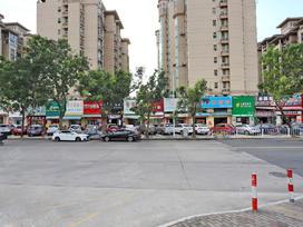 五洲康城实景图