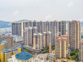 TCL康城四季花园航拍