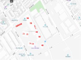 鸿荣源壹成中心花园7区实景图