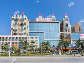 华泓星岸城实景图