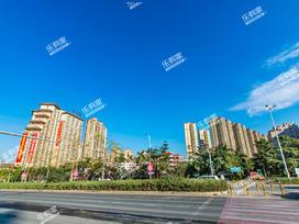 龙光城南区实景图
