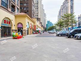 中信凯旋城五期实景图