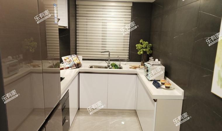 山水江南花园商业项目样板房9