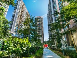 宜城风景花园实景图