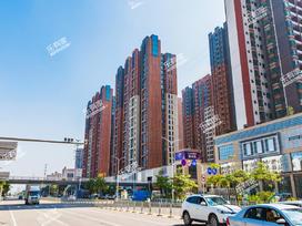 京华中央御园实景图