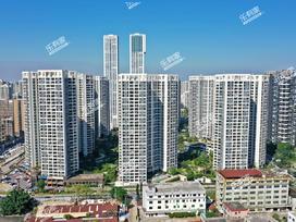 华策南湾国际实景图