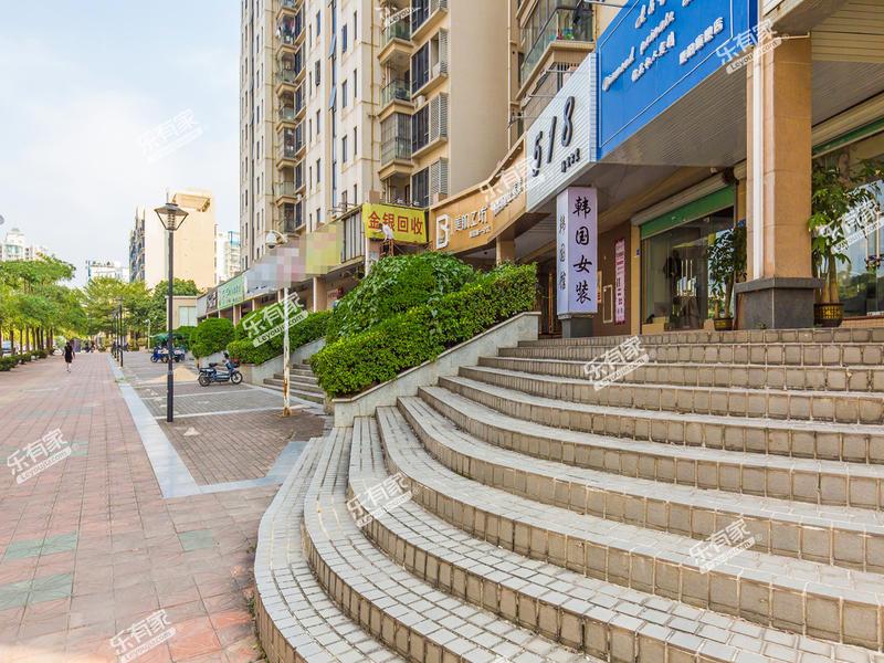 丽江花园实景图