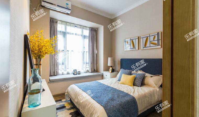 珠江壹城卧室