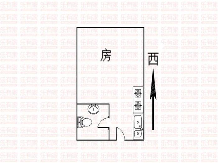 滨海御庭户型图
