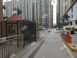 惠华花园实景图