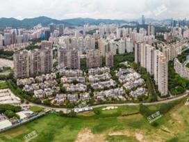 香荔花园一期实景图
