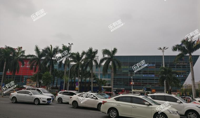 海骏达广场商场