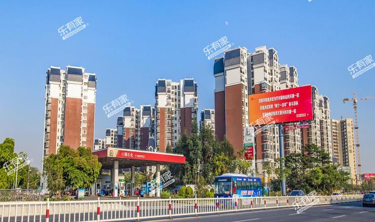 尚观嘉园小区实景图5