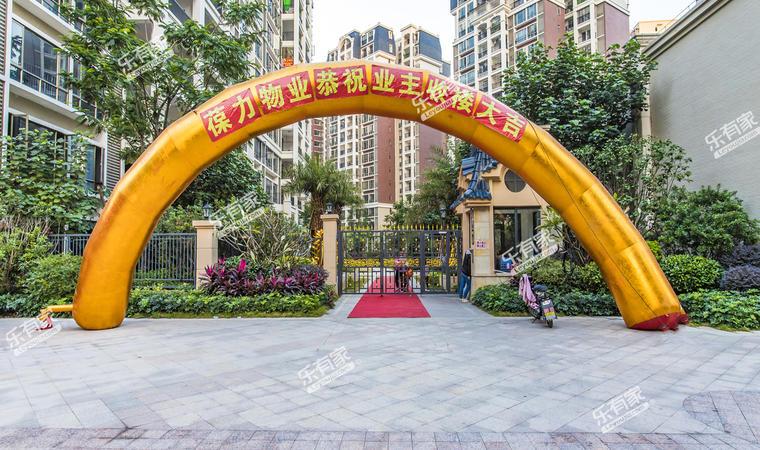 尚观嘉园小区实景图21