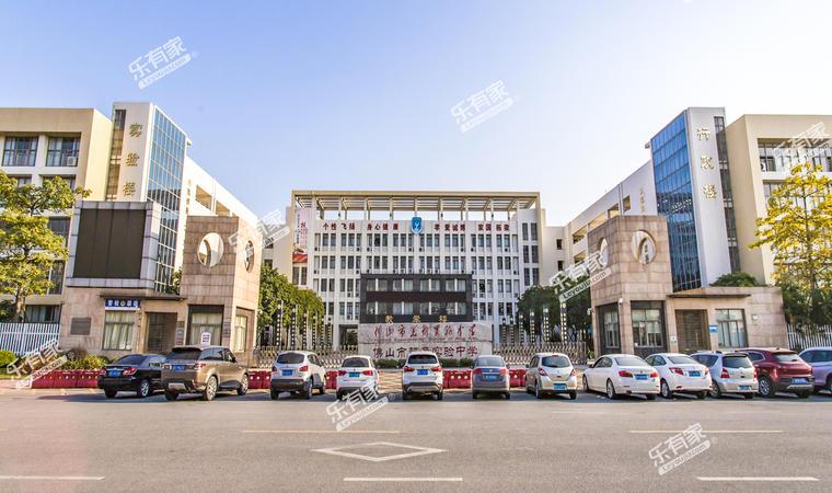 尚观嘉园小区实景图1