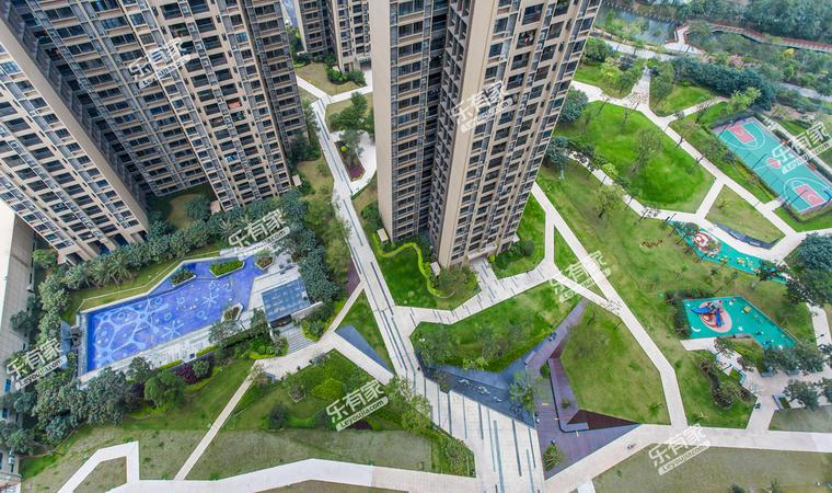 时代香海彼岸小区实景图11