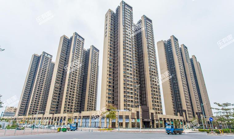 时代香海彼岸小区实景图3