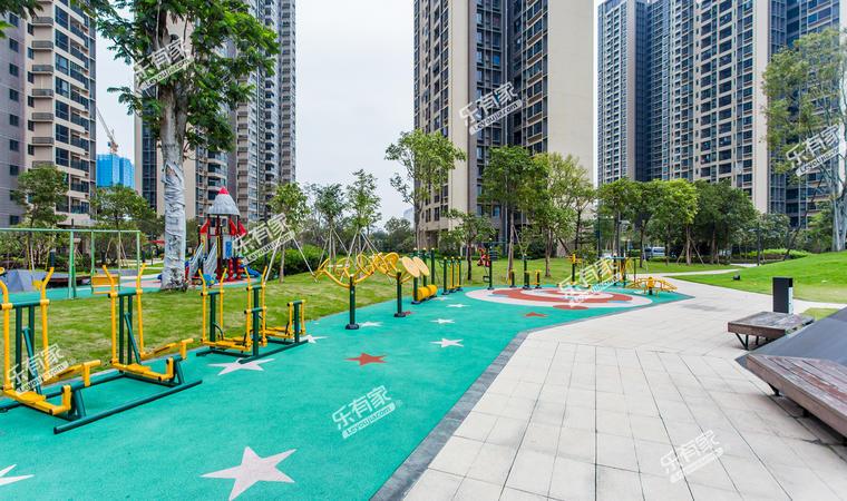 时代香海彼岸小区实景图7