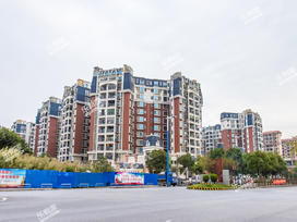 罗村尚观御园实景图