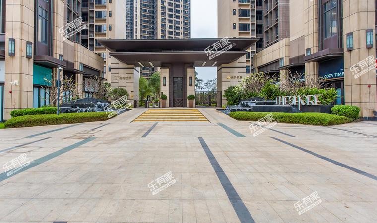 时代香海彼岸小区实景图13