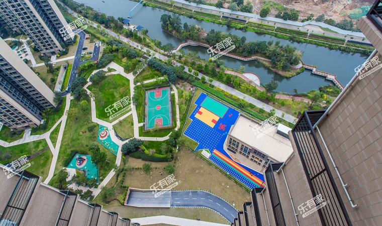时代香海彼岸小区实景图14