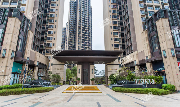 时代香海彼岸小区实景图15