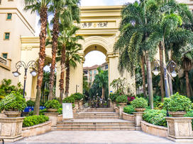 佛罗伦斯花园实景图