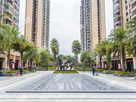 海湾城实景图