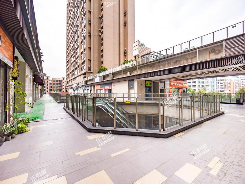 龙光尚街实景图