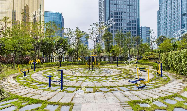 源海悦海湾花园小区实景图12