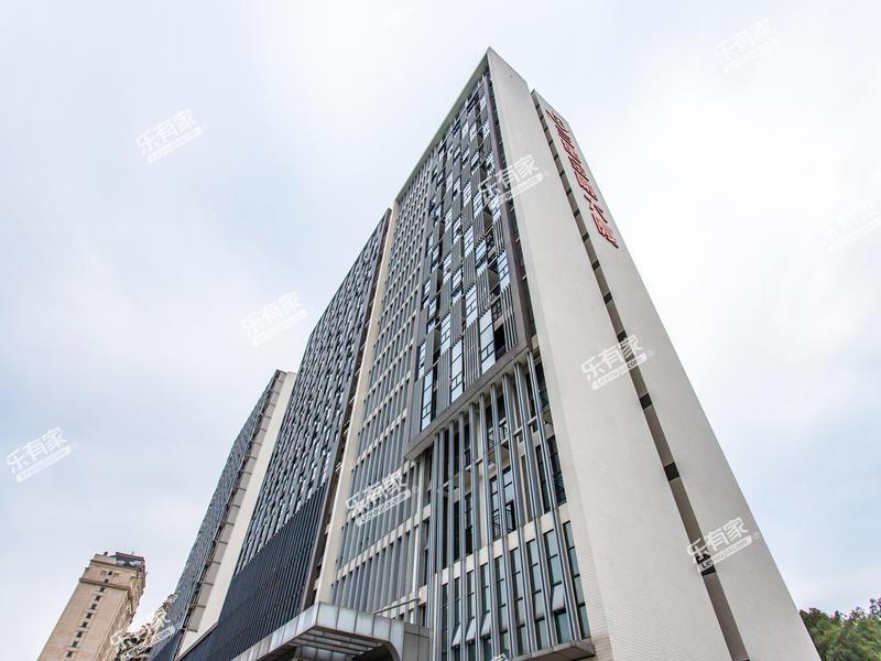 三星金融大厦实景图
