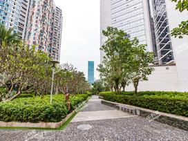 中城天邑花园实景图