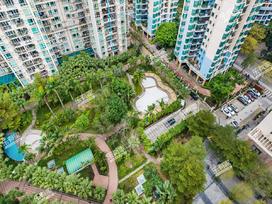 越海家园实景图