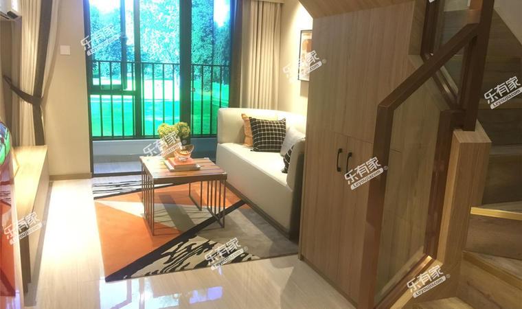 尚誉花园5.精装公寓样板房32m²