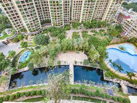 东海花园实景图
